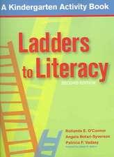 Ladders to Literacy:  A Kindergarten Activity Book
