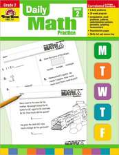Daily Common Core Math Practice, Grade 2