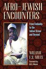 Afro-Jewish Encounters