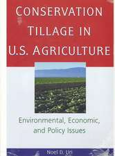 Conservation Tillage in U.S. Agriculture:  Environmental, Economic, and Policy Issues