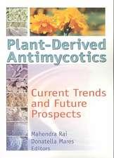 Plant-Derived Antimycotics