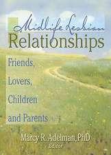 Midlife Lesbian Relationships