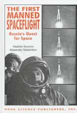 First Manned Spaceflight: Russia's Quest for Space