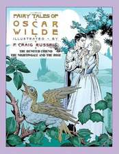 Fairy Tales Of Oscar Wilde Vol. 4: The Devoted Friend, The Nightingale and The Rose