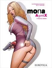 Mona, Agent X Vol. 1: Dangerous Initiation