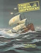 Thirty Florida Shipwrecks