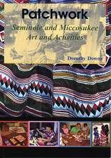 Patchwork:  Seminole and Miccosukee Art and Activities
