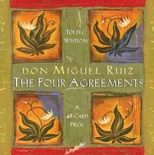 Four Agreements Cards