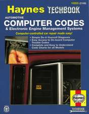 Automotive Computer Codes:  Electronic Engine Management Systems