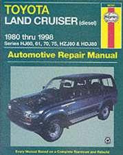 Toyota Land Cruiser Australian Automotive Repair Manual