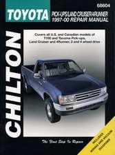 Toyota Pick-Ups/Land Cruisers/4-Runners, 1997-00