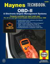 The Haynes OBD-II & Electronic Engine Management Systems Manual
