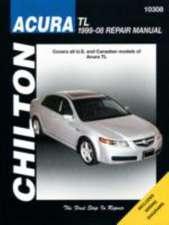 Acura Tl 1999 Thru 2008