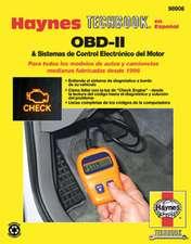 Obd-II & Sistemas de Control Electronico del Motor