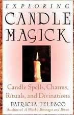 Exploring Candle Magick