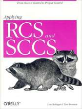 Applying RCS & SCCS