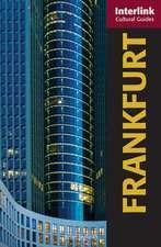 Frankfurt:  A Cultural Guide