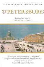 A Traveller's Companion to St. Petersburg