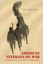 American Veterans on War