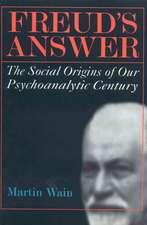 Freud's Answer