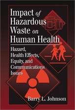 Impact of Hazardous Waste on Human Health
