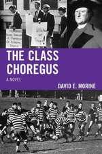 The Class Choregus