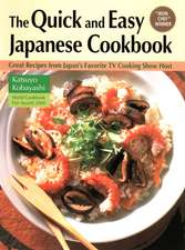 Quick And Easy Japanese Cookbook, The: Great Recipes From Japan's Favorite Tv Cooking Show Host