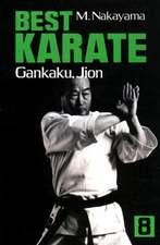 Best Karate Volume 8: Gankaku, Jion