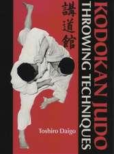 Kodokan Judo Throwing Techniques