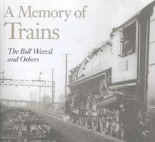A Memory of Trains:  The Boll Weevil & Others