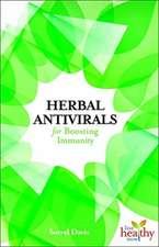 Herbal Antivirals for Boosting Immunity