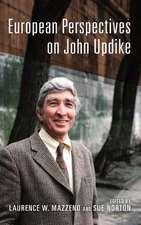 European Perspectives on John Updike