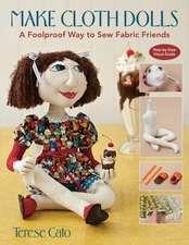 Make Cloth Dolls-Print-on-Demand-Edition