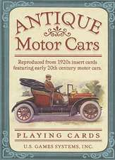 Antique Motor Cars Card Game:  Sacred Tools for Reading the Mind of God