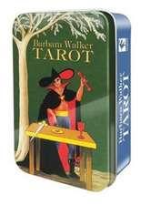 Barbara Walker Tarot in a Tin