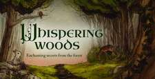 Whispering Woods Inspiration Cards: Enchanting Secrets from the Forest