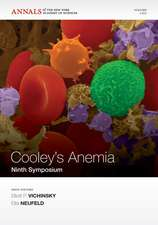 Cooley′s Anemia: Ninth Symposium, Volume 1202