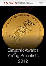 Blavatnik Awards for Young Scientists 2012, Volume 1293