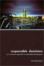 Responsible Dominion