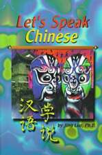 Let's Speak Chinese
