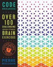 Sherlock Holmes Puzzles: Code Breakers: Over 100 Challenging Cross-Fitness Brain Exercises