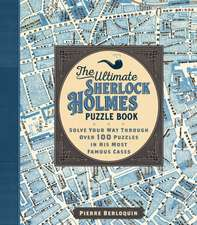 Ultimate Sherlock Holmes Puzzle Book