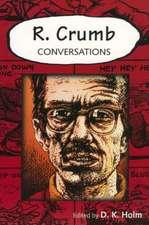 R. Crumb:  Conversations
