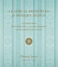 Classical Principles for Modern Design