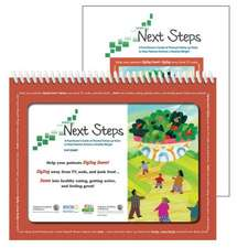 Next Steps:  A Practitoner's Guide of Themed Follow-Up Visits to Help Patients Achieve a Healthy Weight