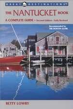 The Nantucket Book – Great Destinations 2e