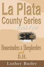Homesteaders and Sheepherders