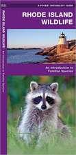 Rhode Island Wildlife:  A Folding Pocket Guide to Familiar Species