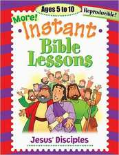 Instant Bible Lessons:  Ages 5-10