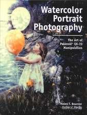 Watercolour Portrait Photography: The Art of Polaroid SX-70 Manipulation